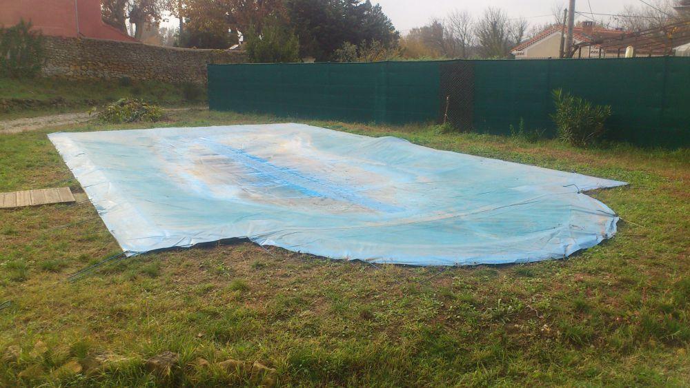 Photos r novation installation piscine photos for Hivernage piscine
